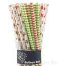 Biodegradable-Paper-Straws-Premium-Quality-Pack-of-100-Combo-Stars-HStriped-0