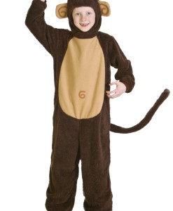 child-monkey-costume